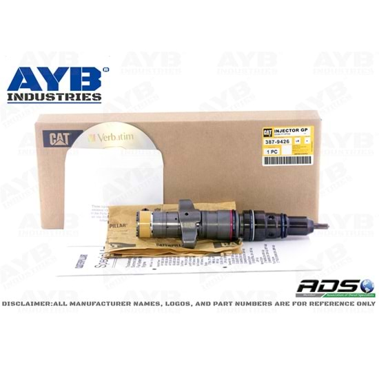 3879426 DIESEL INJECTOR FOR CATERPILLAR C7 ENGINES